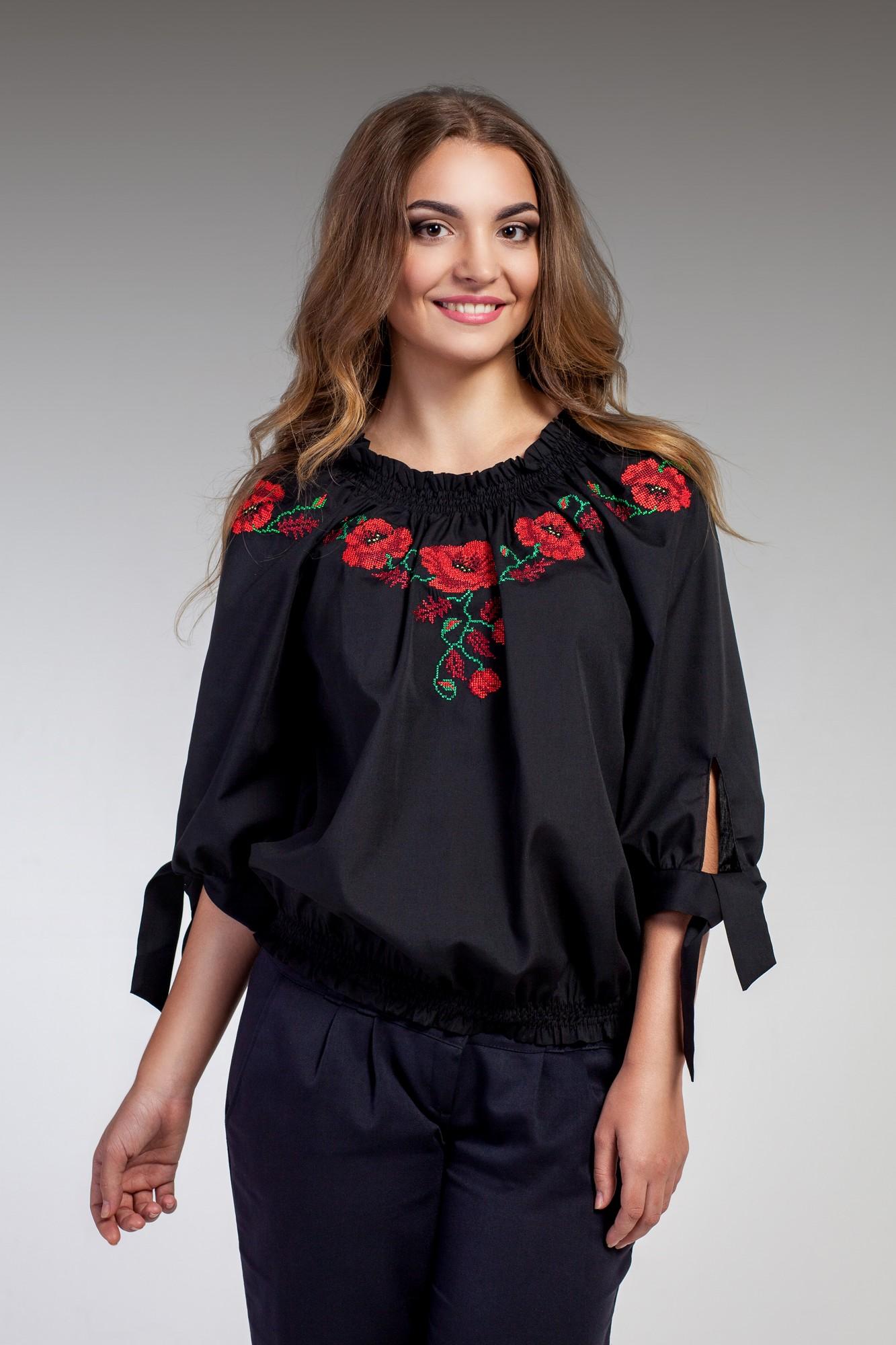 Купить Блузку Вечернюю