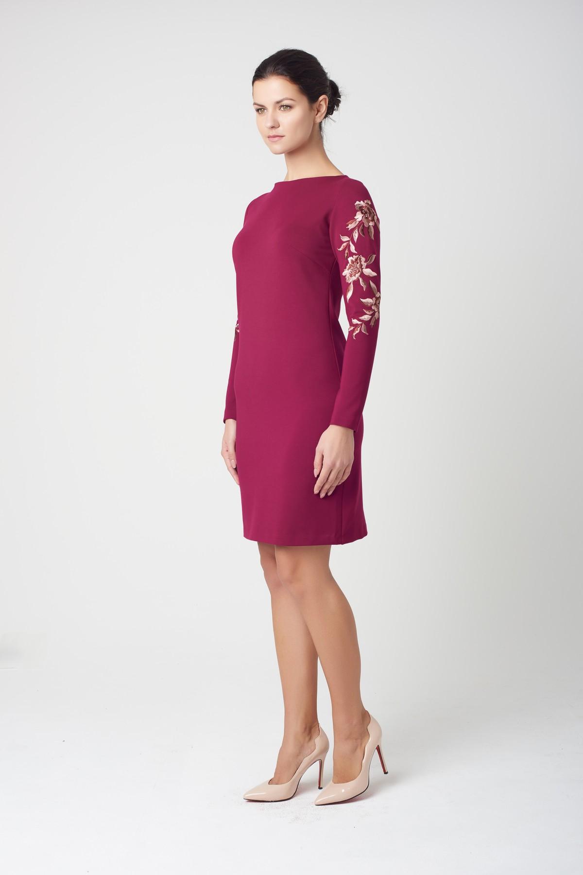 Платья женские нарядные повседневные оптом от производителя