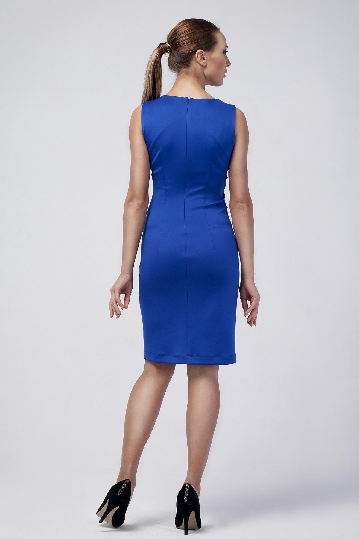 Платье футляр короткое