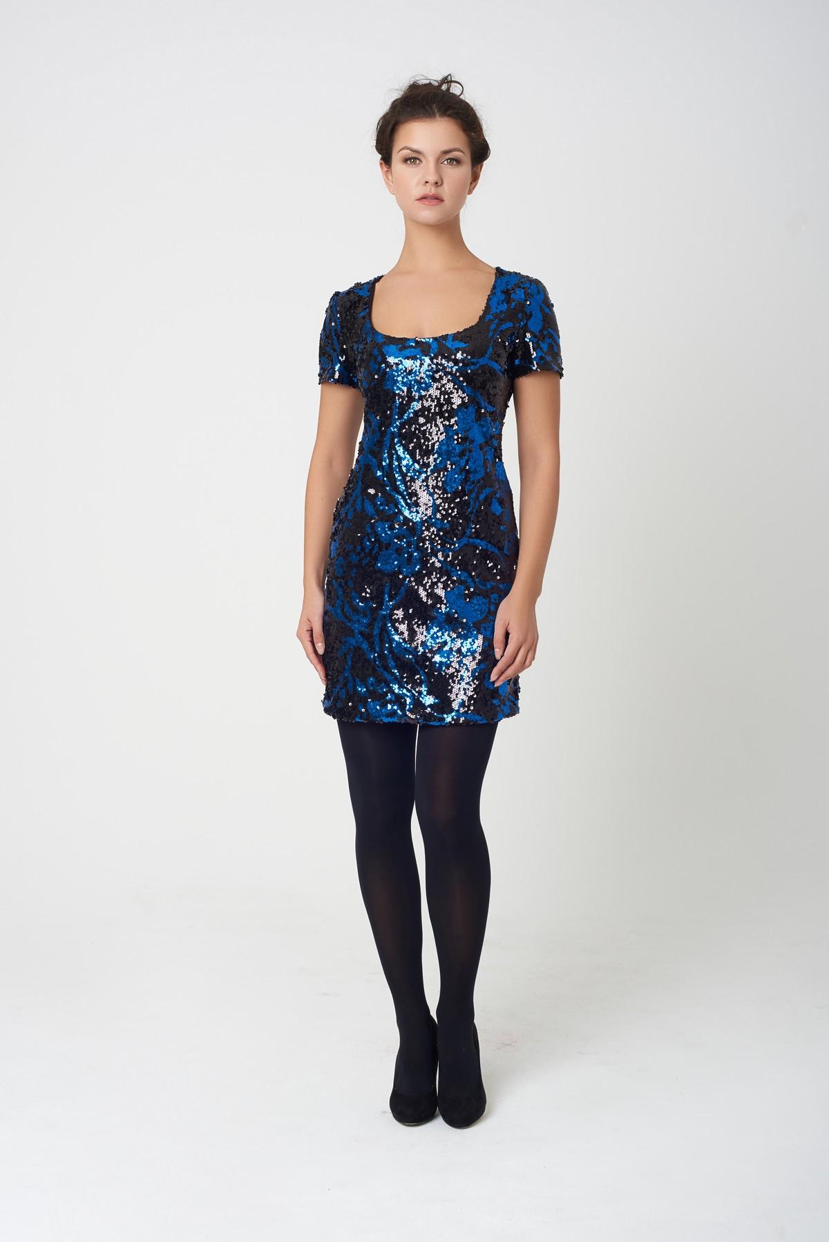 75a9b5c0de6 Купить коктейльное платье RM279-16VC оптом