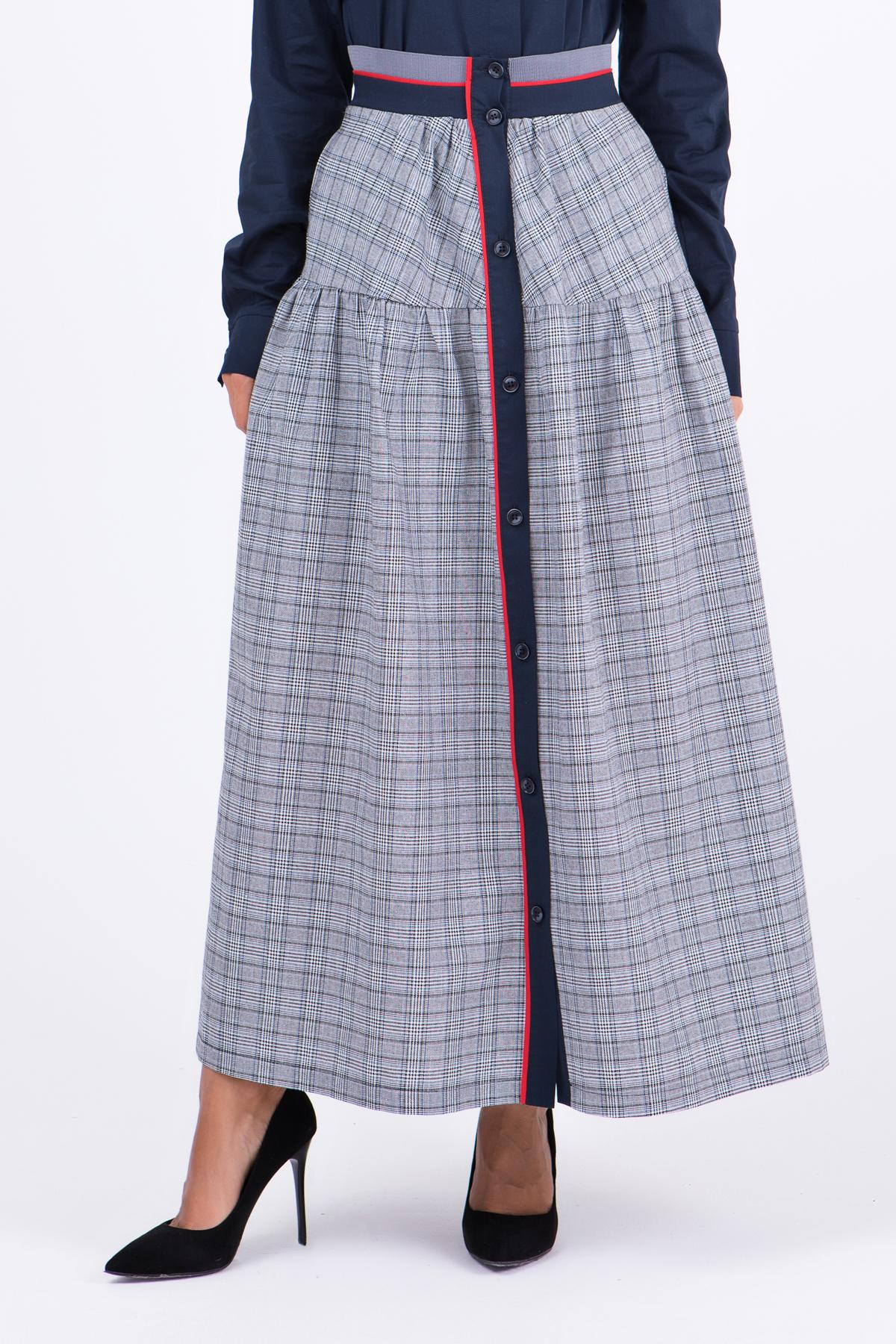 3b53eee5325 Длинная юбка RM1247-18DU оптом от производителя